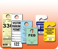 Parking Hang Tag Permits