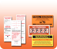 Parking Violation Products