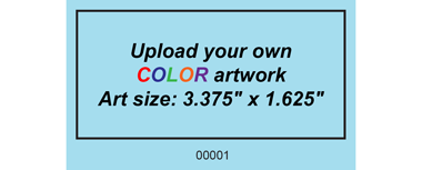Upload-Your-Own Budget Color Pass