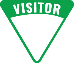 VISITOR Sticker Pass